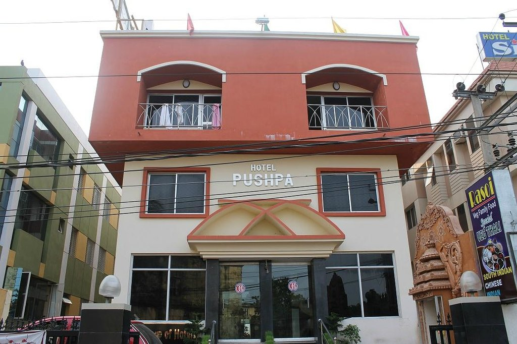Hotel Pushpa (Berries Group of Hotels)