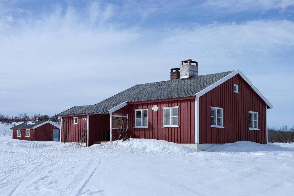 Statens Fjellstue Ravnastua