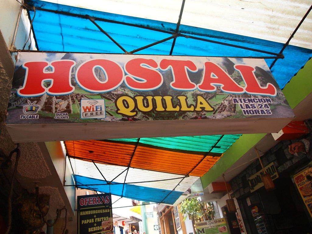 Hostal Quilla