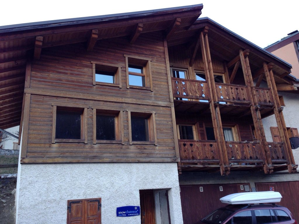 Chalet Peisey