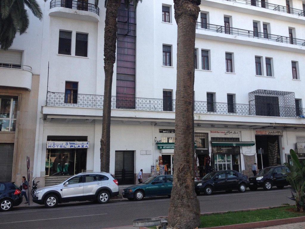 Hotel Plaza Casablanca