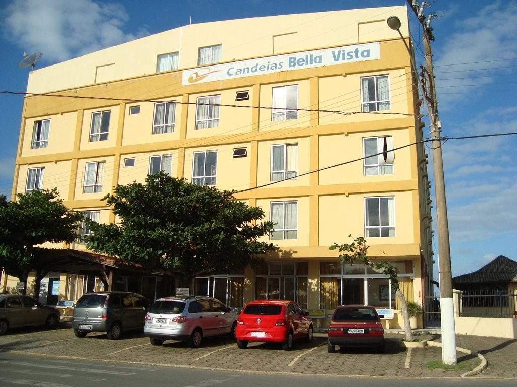 Bella Vista Praia Hotel