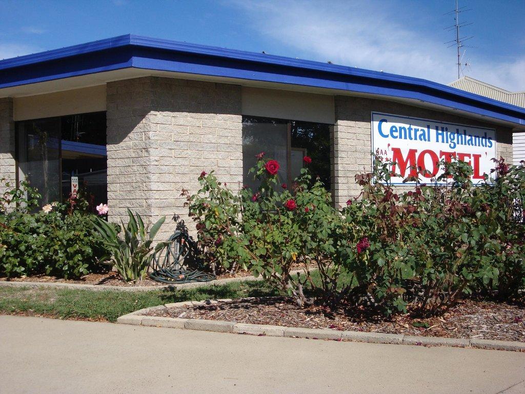 Central Highlands Motor Inn