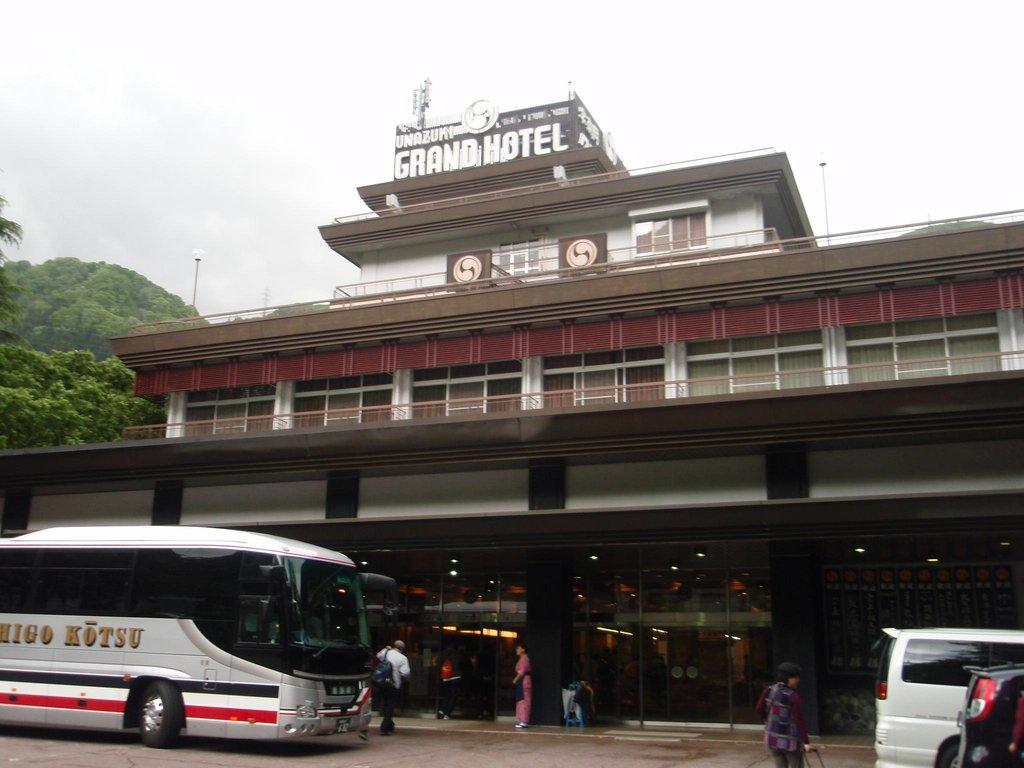 Unazuki Grand Hotel