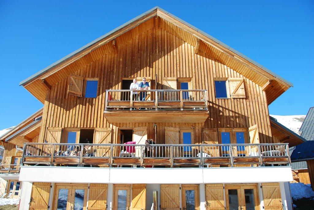 Residence Goelia Les Chalets Des Marmottes