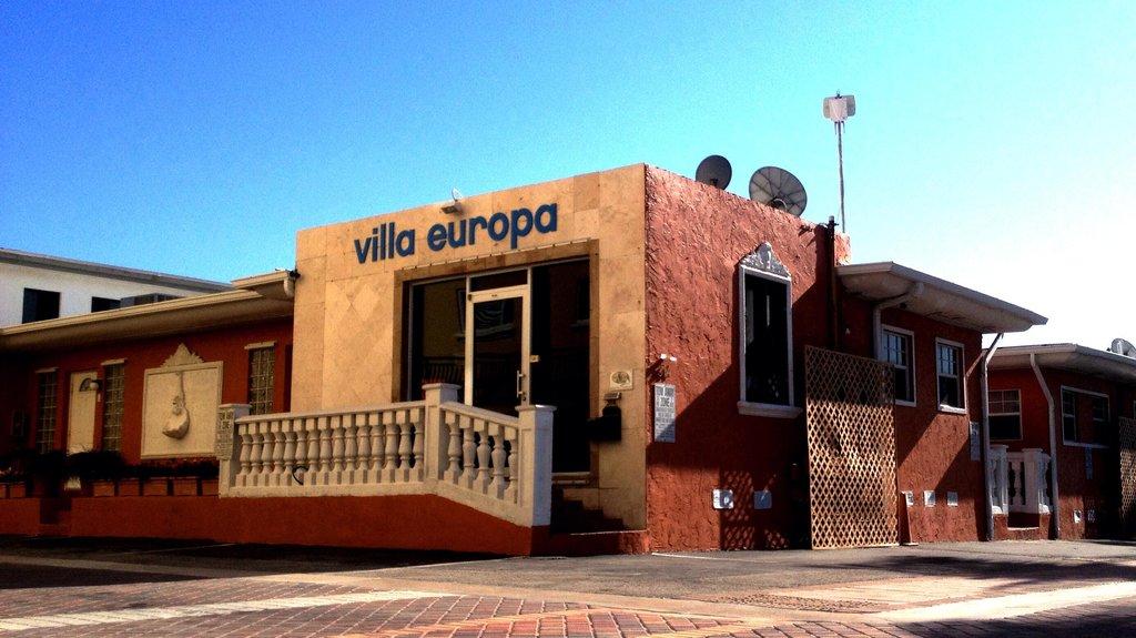 빌라 유로파 호텔