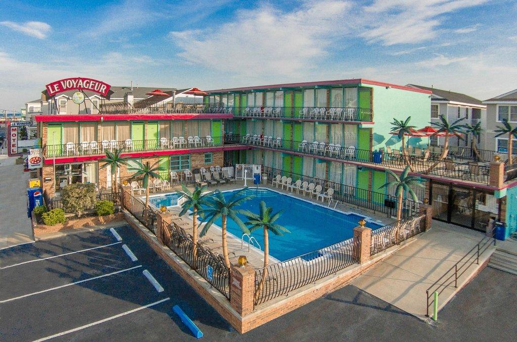 Le Voyageur Motel