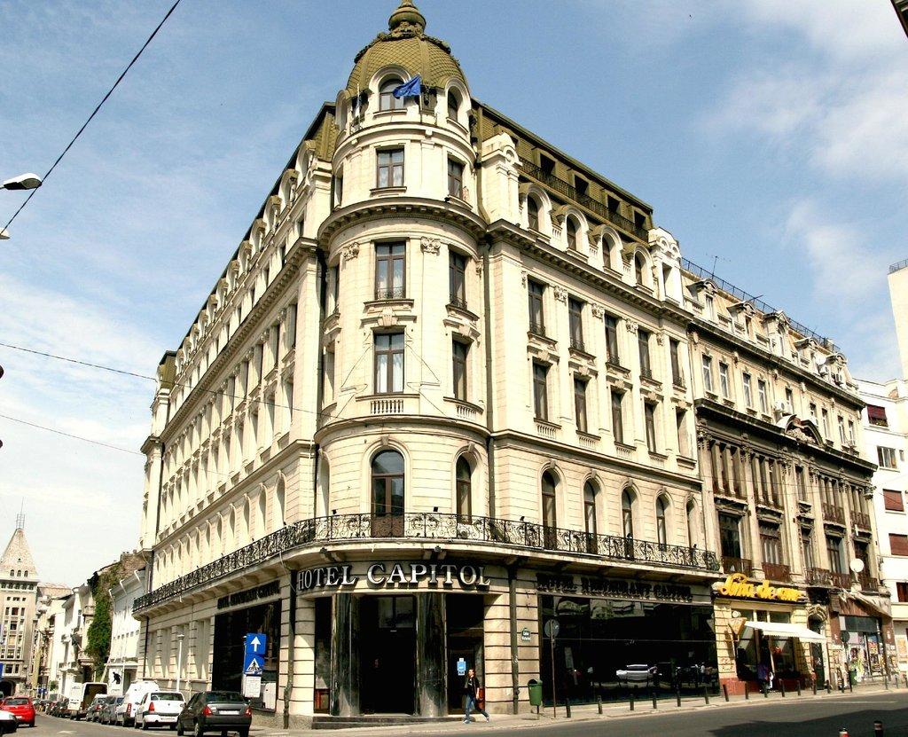 캐피털 호텔