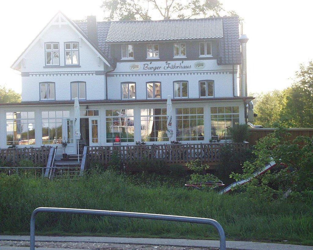 Hotel Restaurant Burger Fährhaus