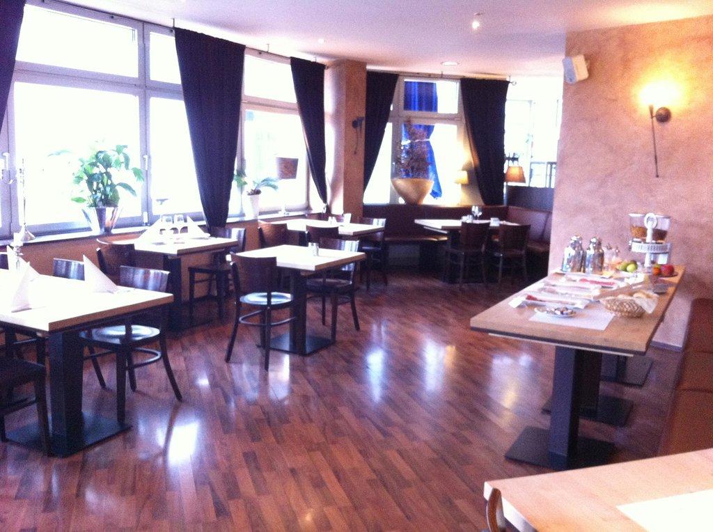 Hotel Restaurant Achteck