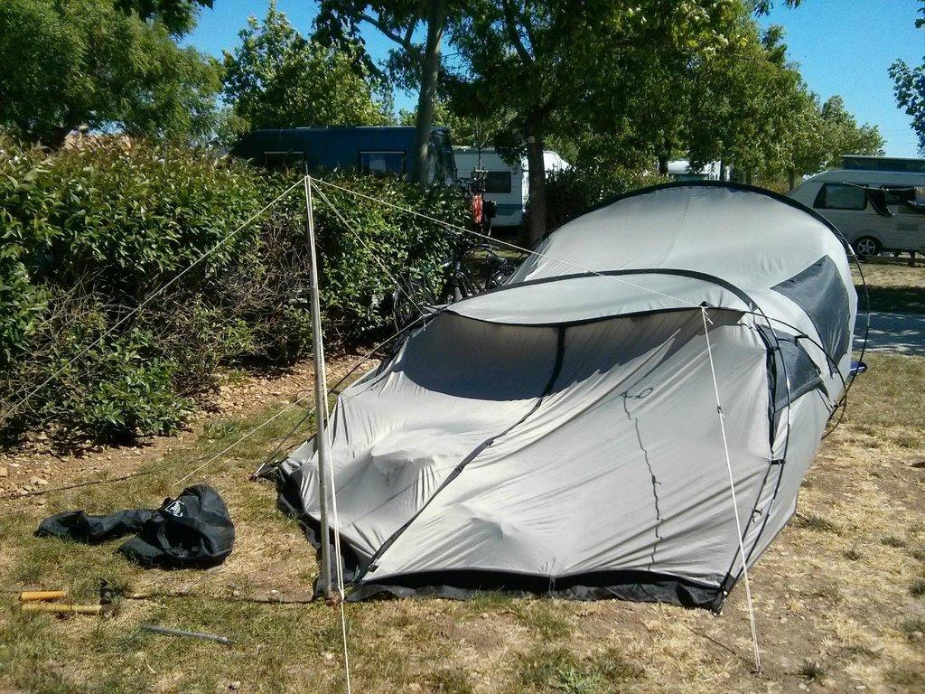 Camping l'Arlesienne