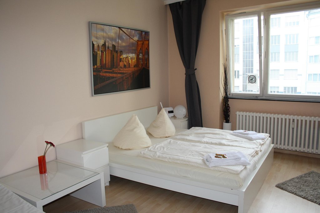 Bearlin City Apartment Olivaerplatz