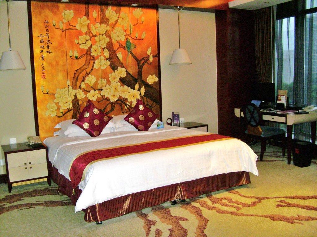 ジンケ グランド ホテル - 重慶 (重庆金科大酒店)