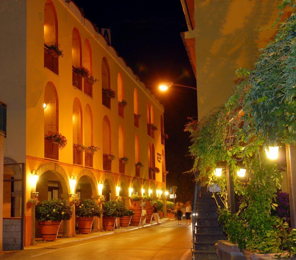 호텔 포세이도니아 마레