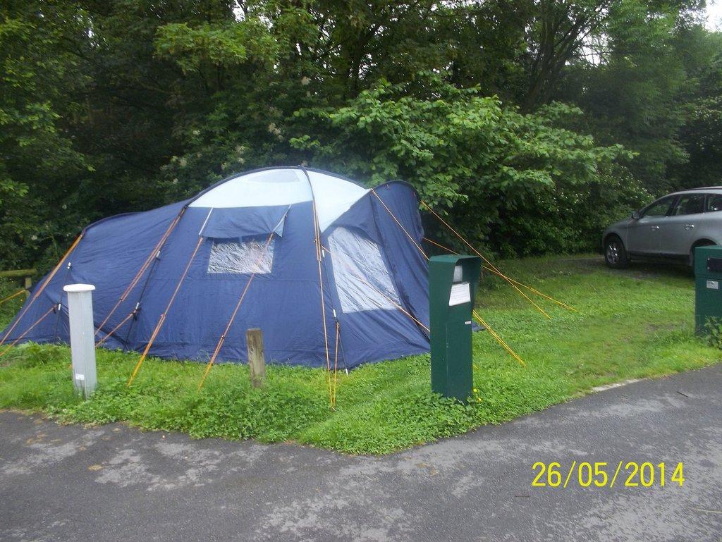 Camping Jeugdstadion Ypres