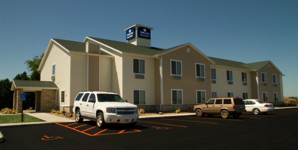 Cobblestone Inn and Suites Vinton