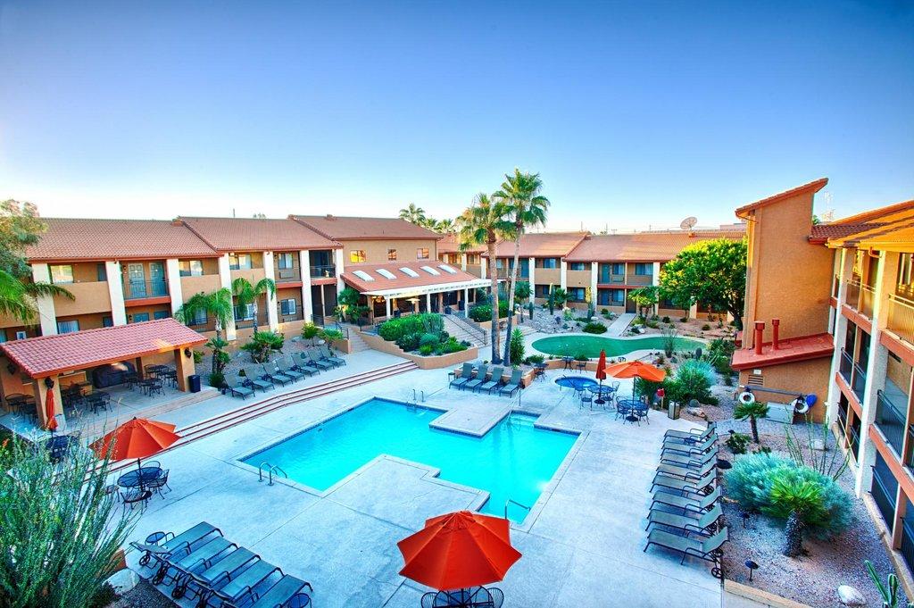 品質旅館&套房酒店