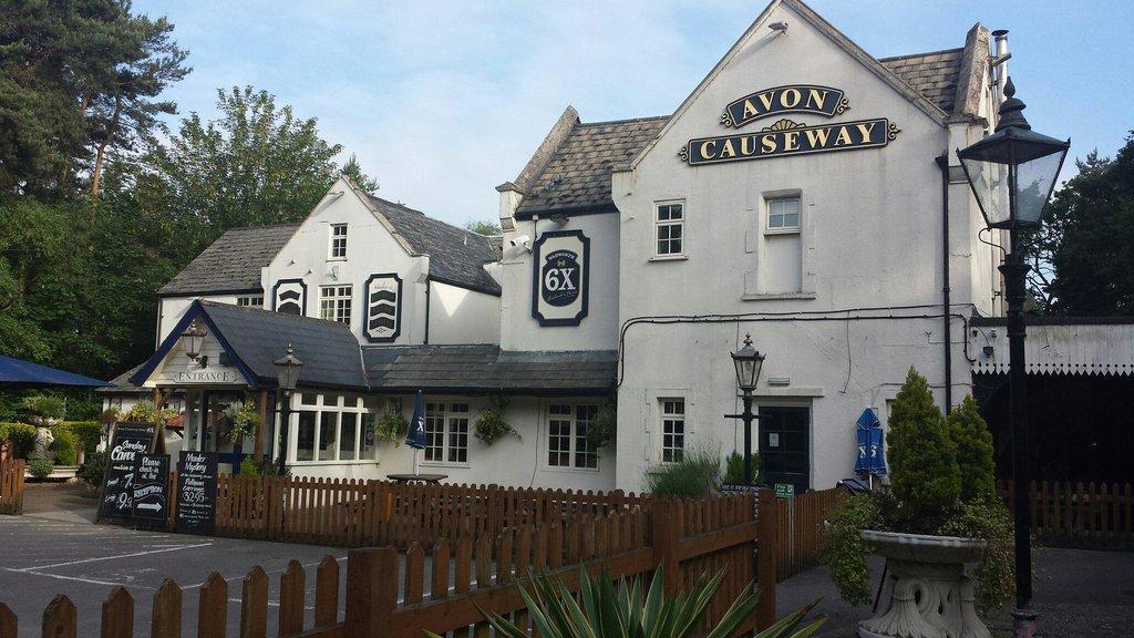 The Avon Causeway