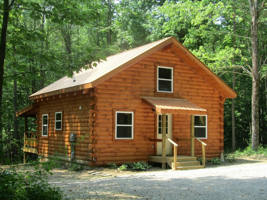 Comfort in the Woods Cabins