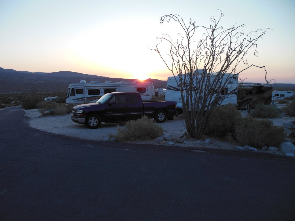 Agua Caliente County Park Campground