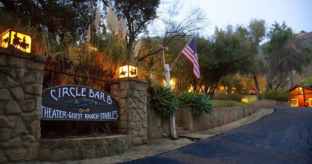 Circle Bar B Guest Ranch