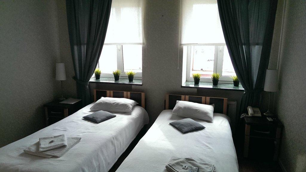 Pushkinskaya 10 Hotel