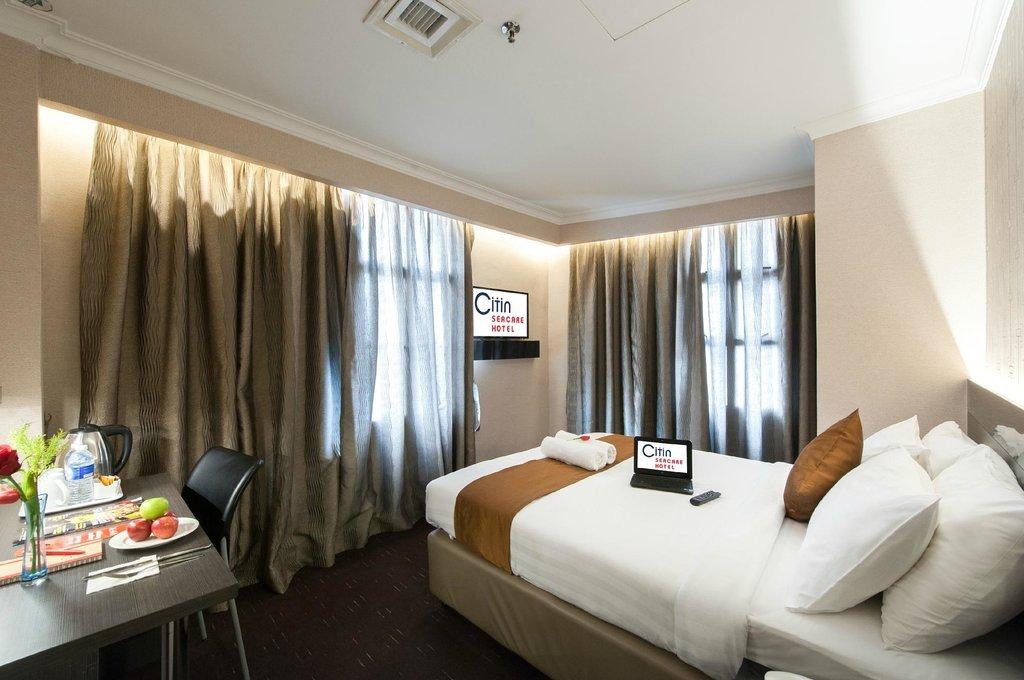 시틴 호텔 푸두 쿠알라룸푸르