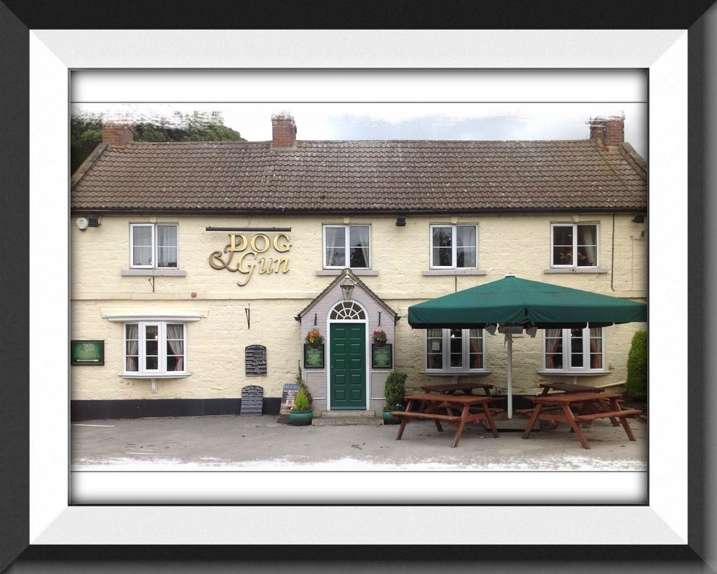 Image Dog and Gun Knayton in Yorkshire and The Humber