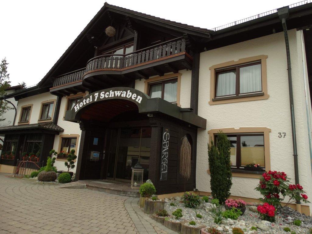 Hotel Sieben Schwaben