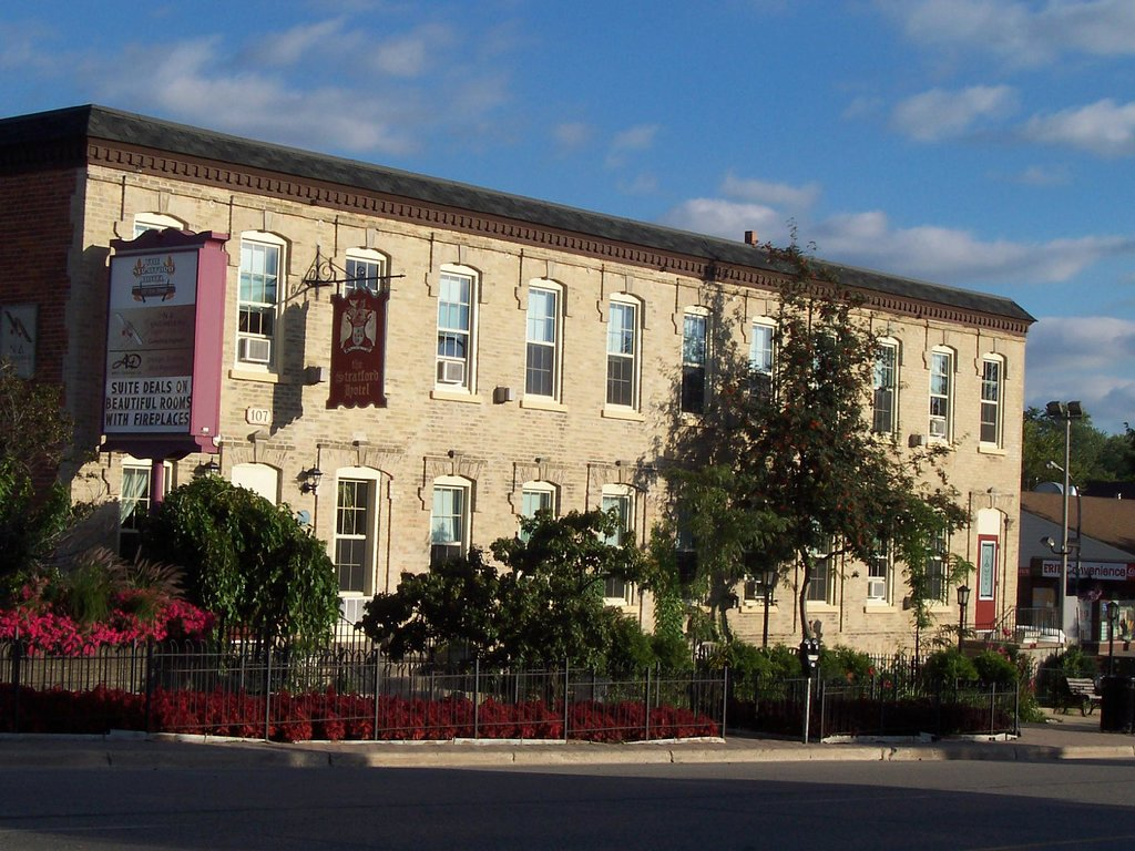 The Stratford Hotel