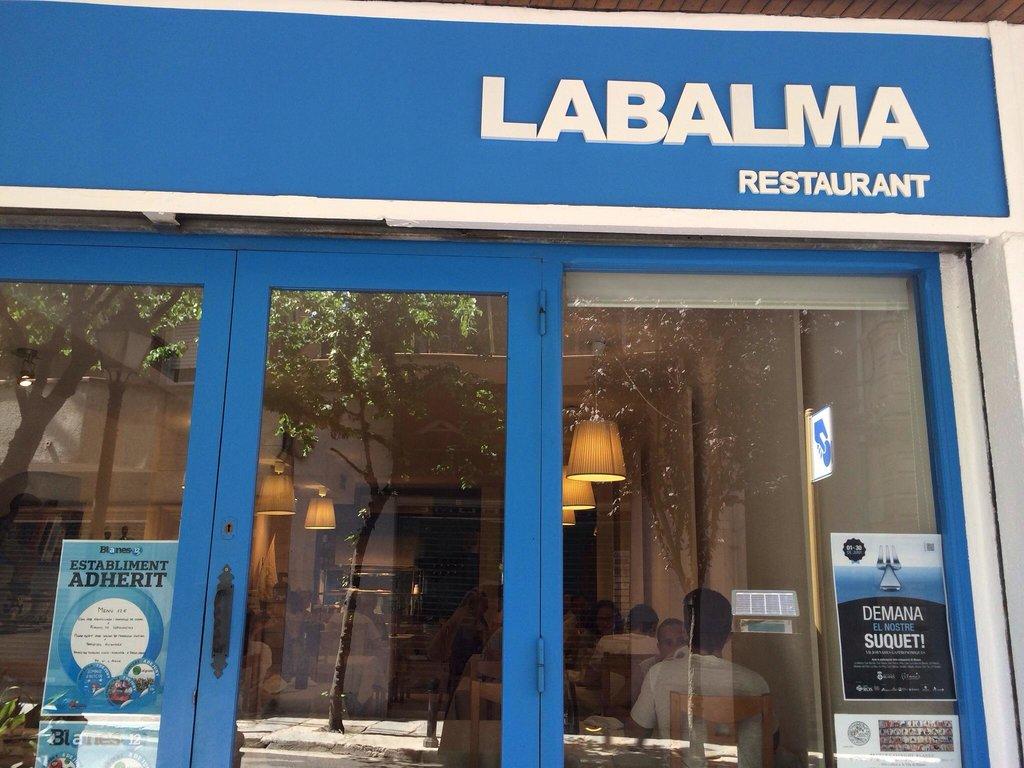 imagen laBalma en Blanes