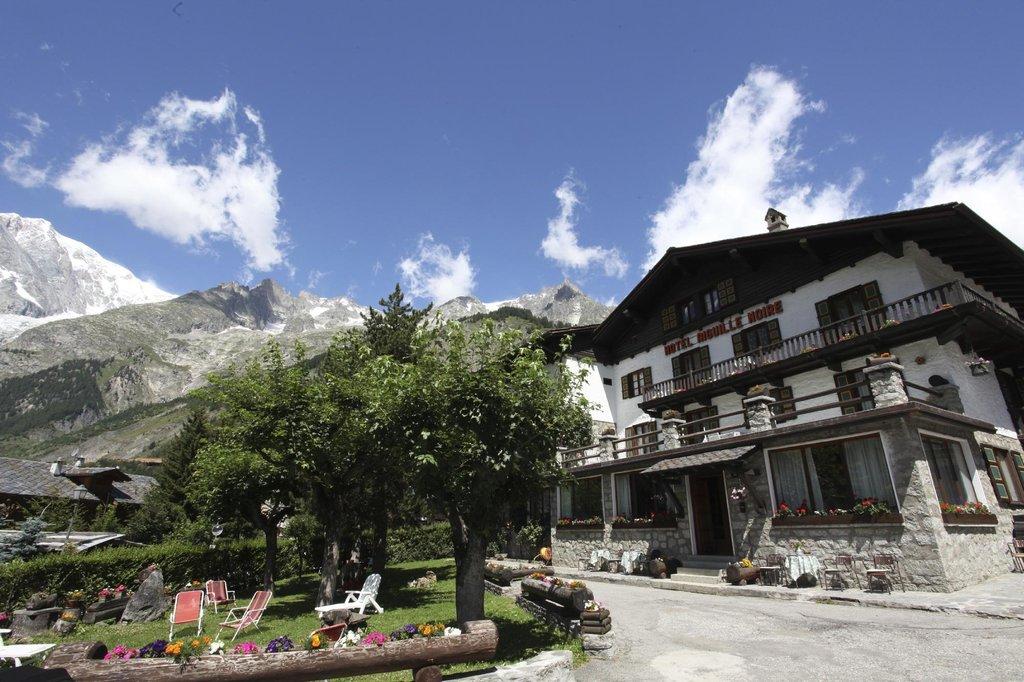 Hotel Meuble Aiguille Noire