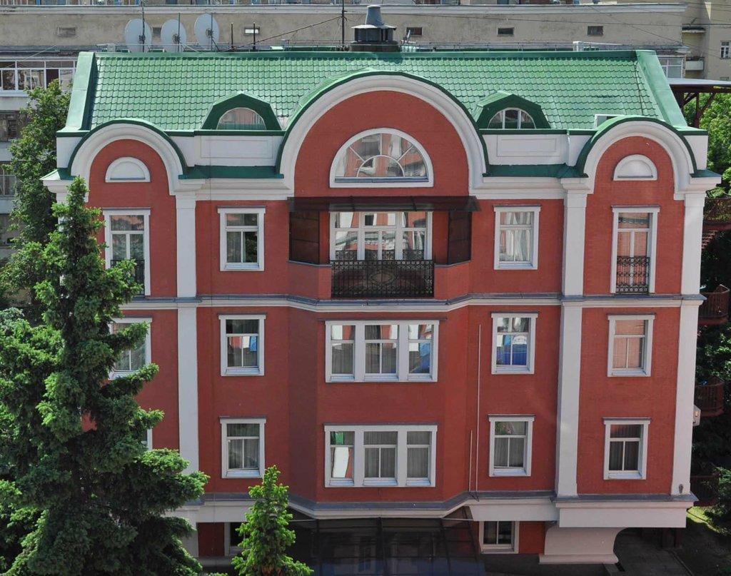 Ozerkovskaya Hotel