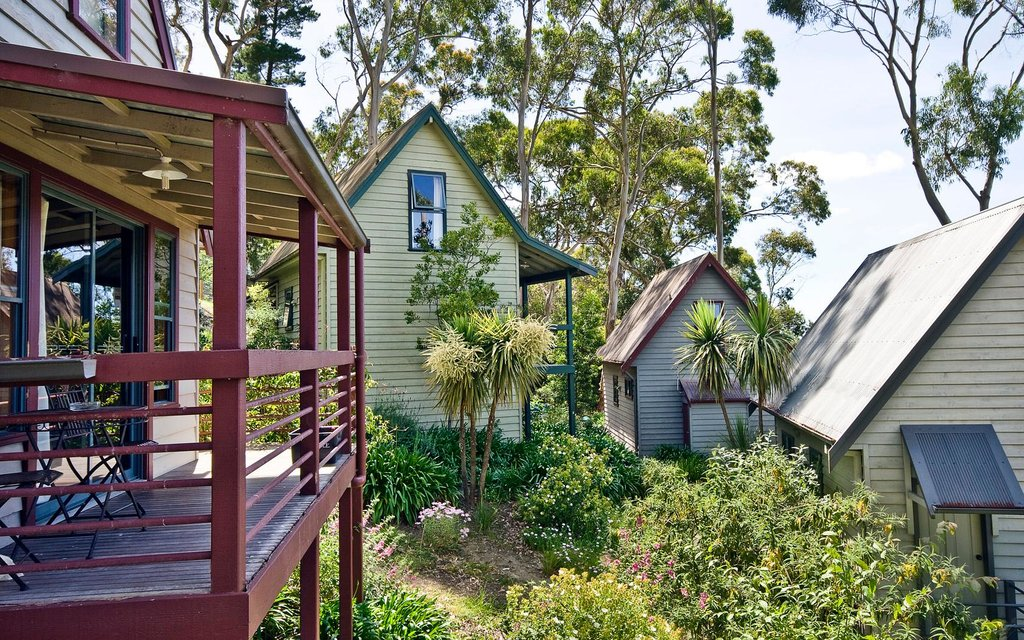 ‪Great Ocean Road Cottages‬