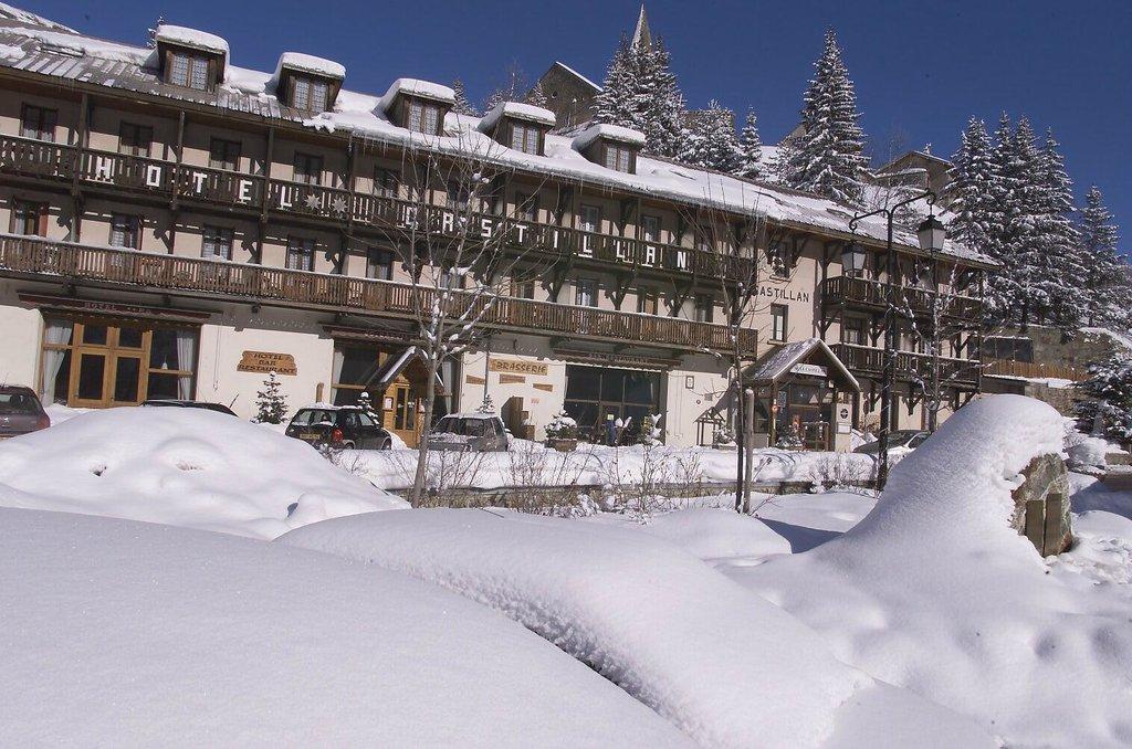 Hotel Restaurant Castillan
