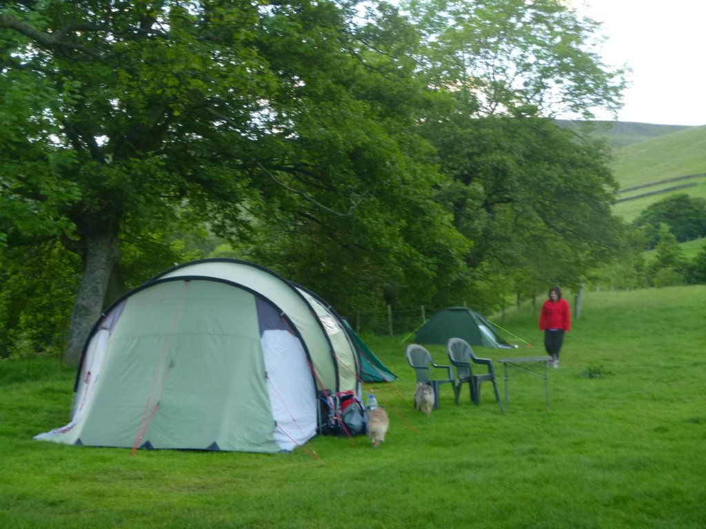 Upper Booth Farm and Campsite