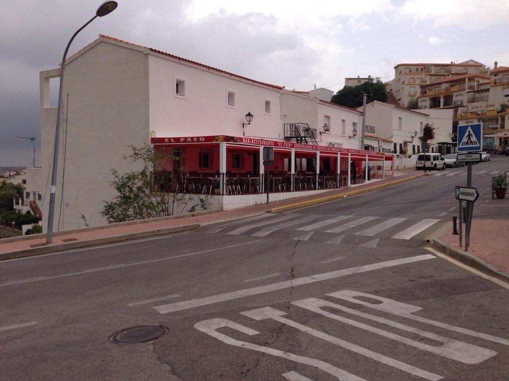 imagen El Paso Bar/Restaurant en Bédar