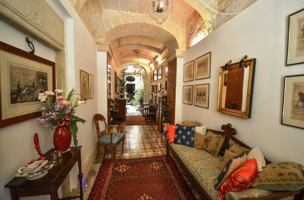 Palazzo Citta Valletta / Palazzo Valletta Suites