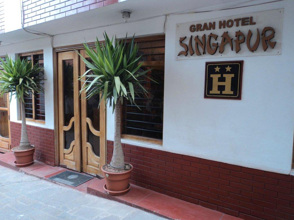 Gran Hostal Singapur
