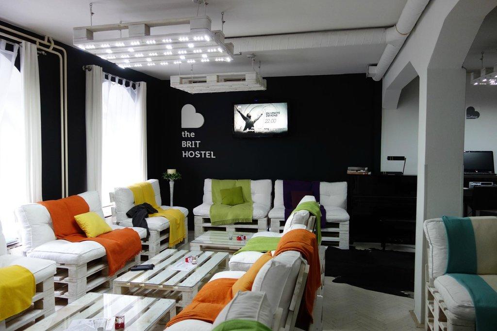 The Brit Hostel