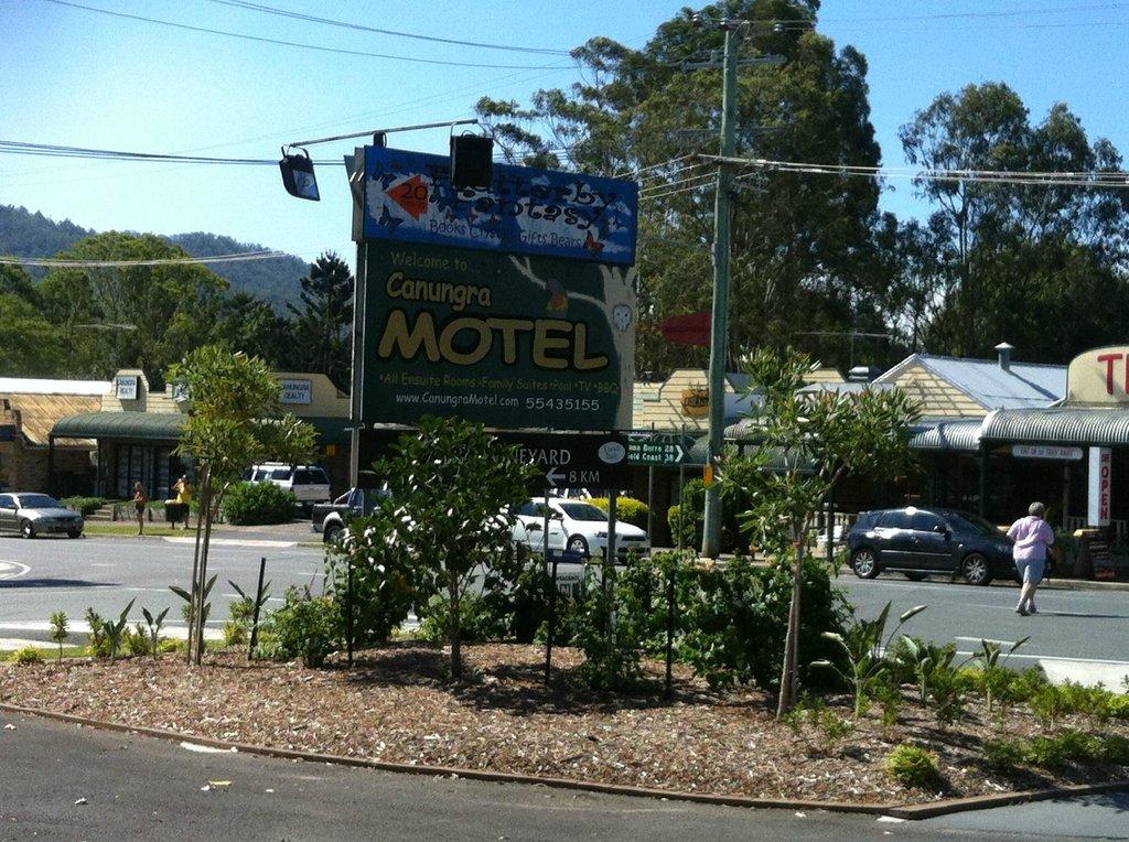 Canungra Motel