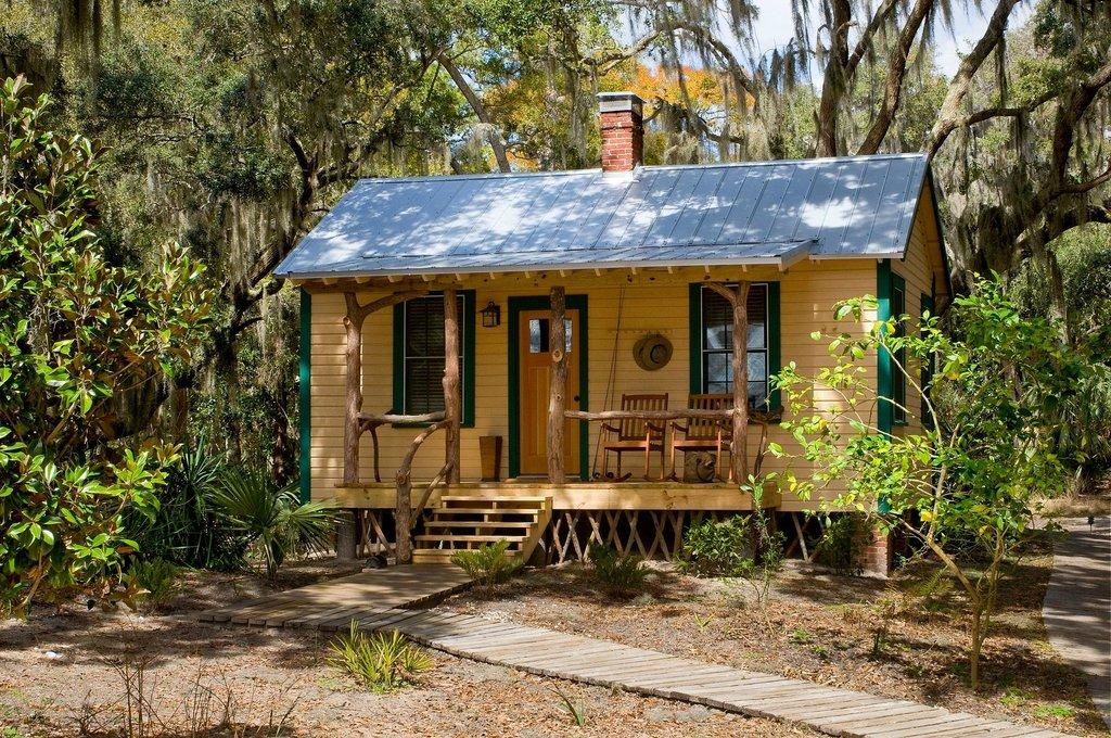 The Lodge on Little St. Simons Island