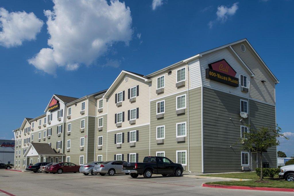 休士頓北艾爾泰克斯價值地飯店