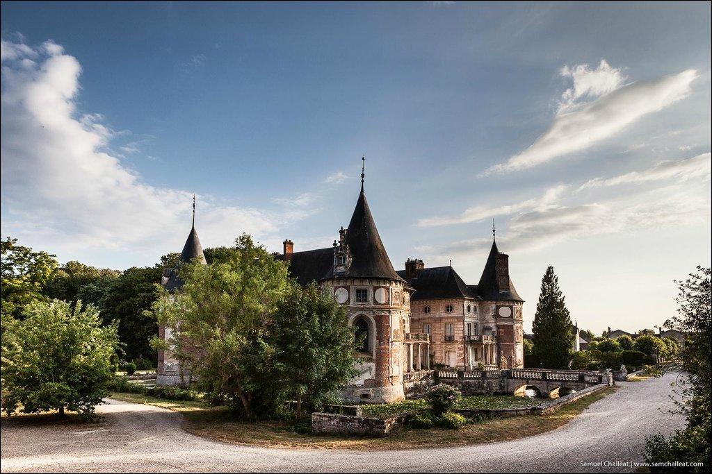 Chateau de Longecourt