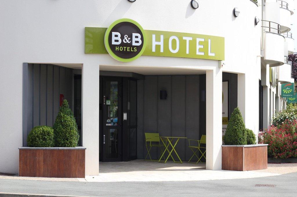 B&B Hotel La Rochelle Centre