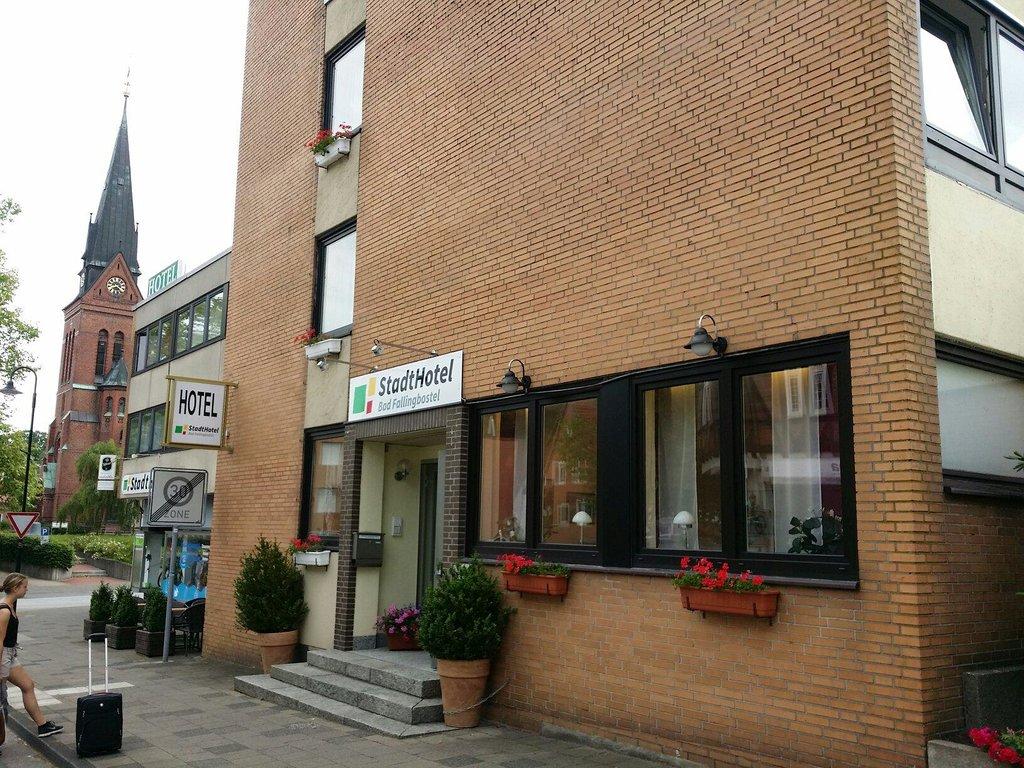 StadtHotel Bad Fallingbostel