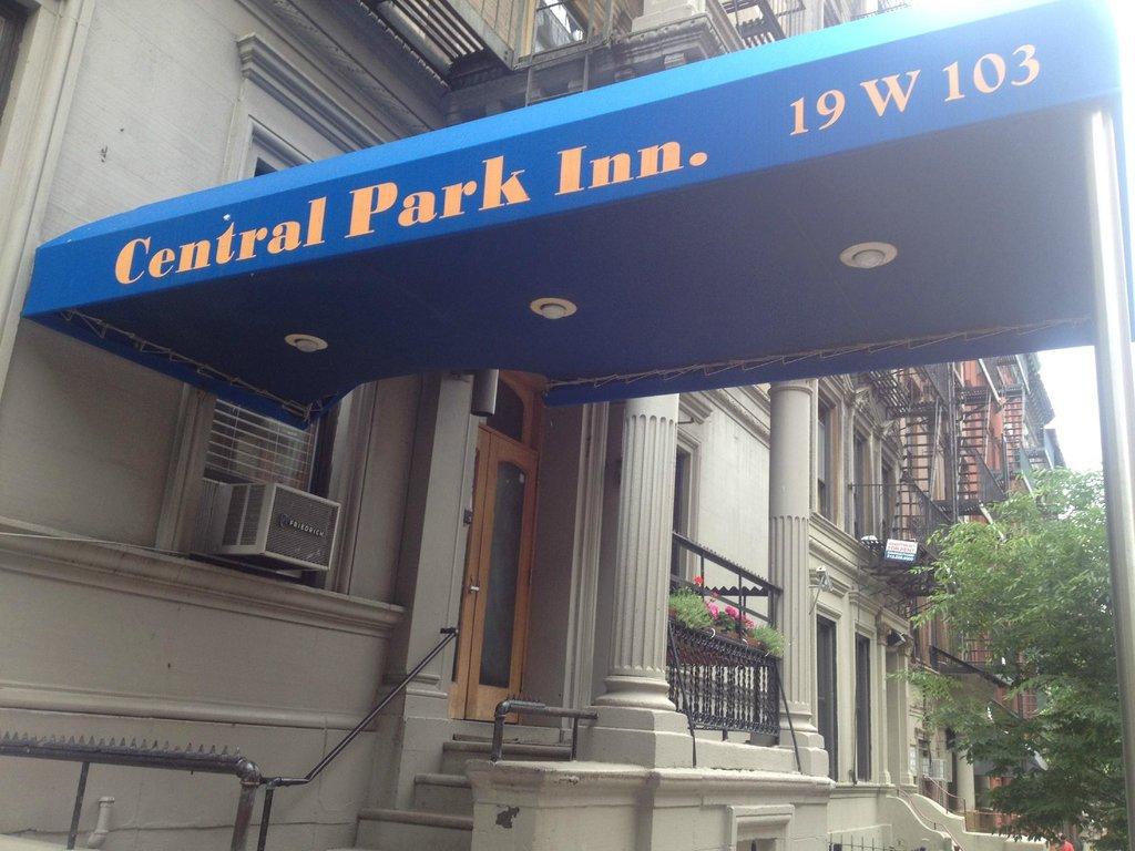 中央公園青年旅館