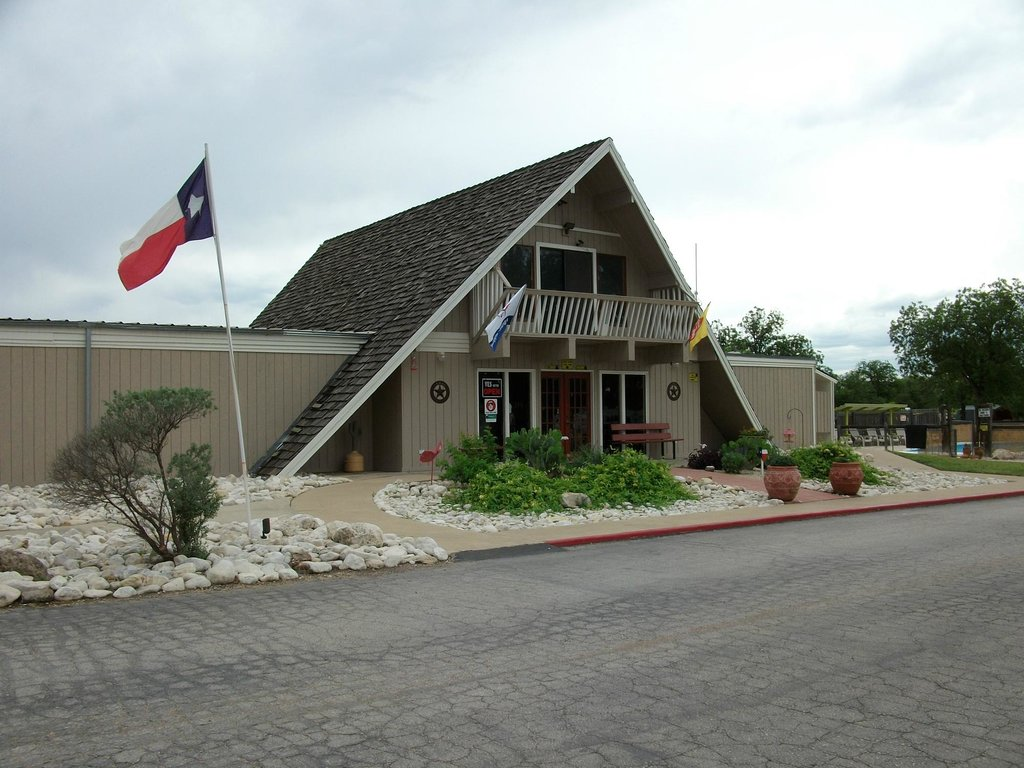 Junction North Llano River RV Park