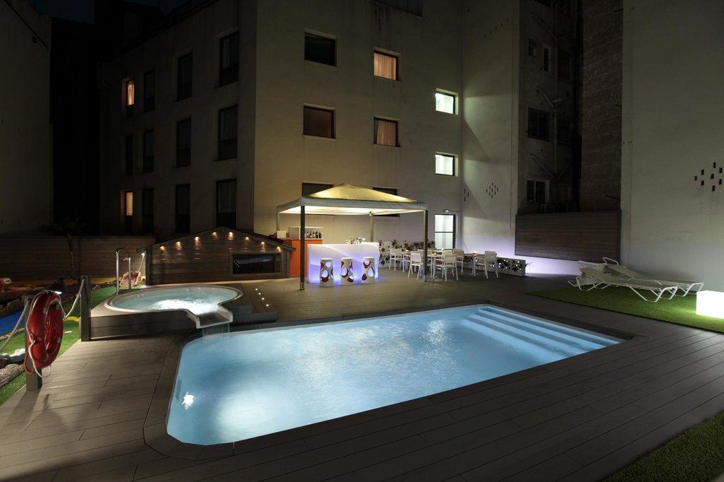 Silken Concordia Hotel