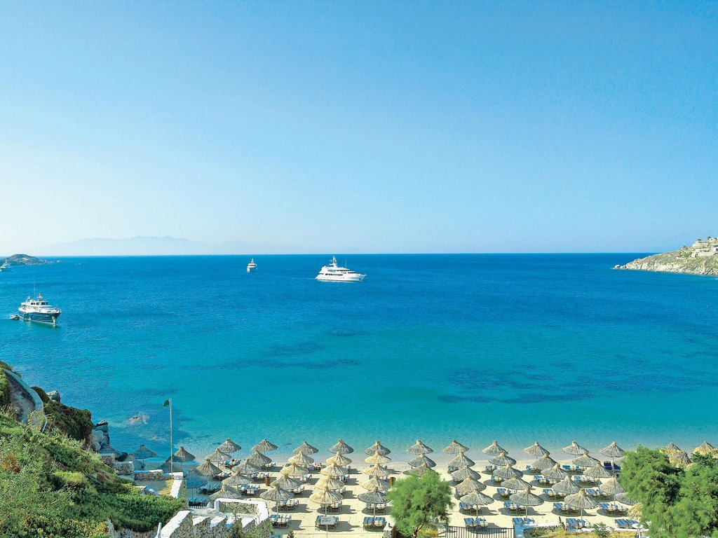 Grecotel Mykonos Blu Hotel